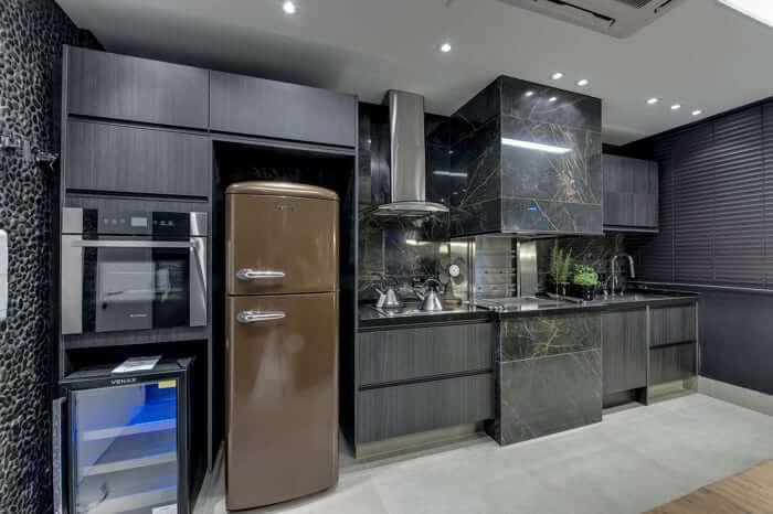 geladeiras na decoração
